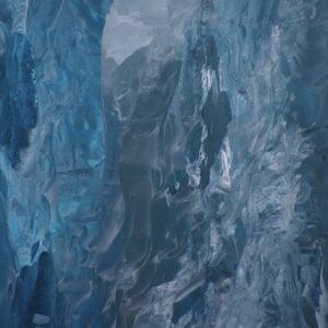 Glacial Abstract