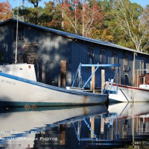 Fall Fishing Boats