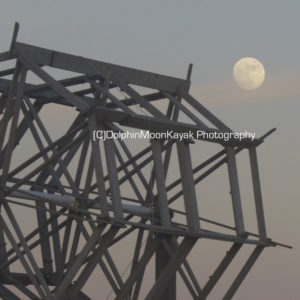 Moonrise over Menhaden Wheel